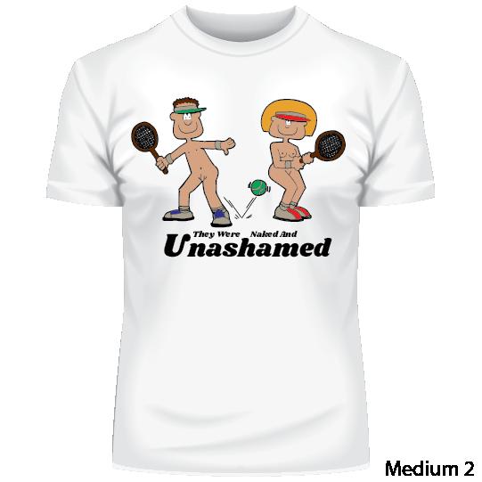Unashamed Tennis