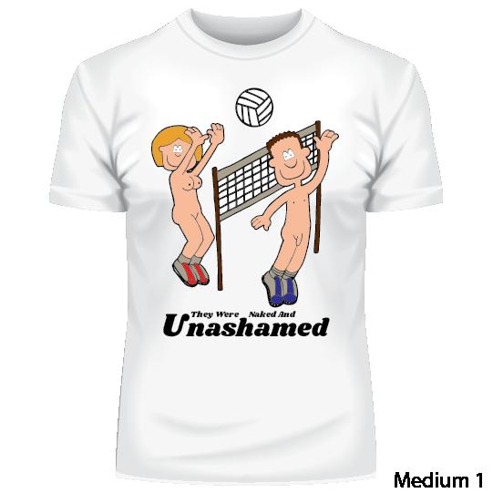 Unashamed Volleyball